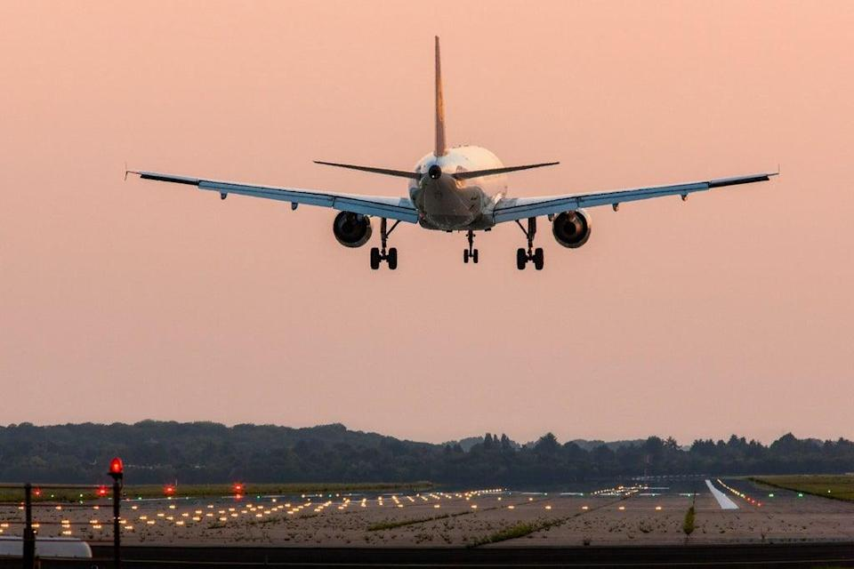It's take-off for holidays (Alamy/PA)