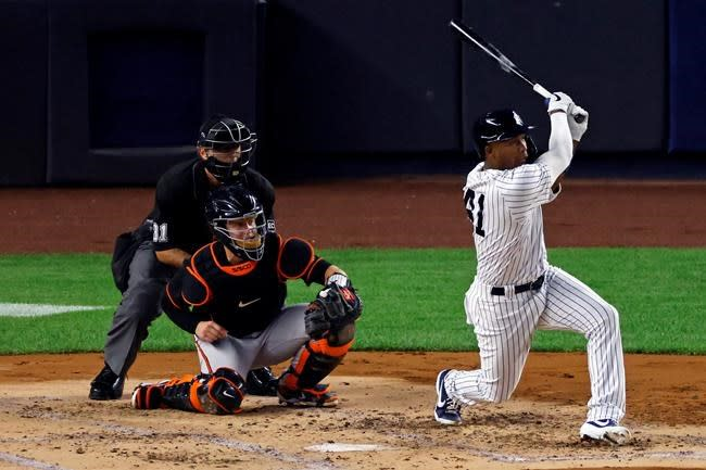 Yankees playoff roster: Andújar off; Ford, Montgomery on