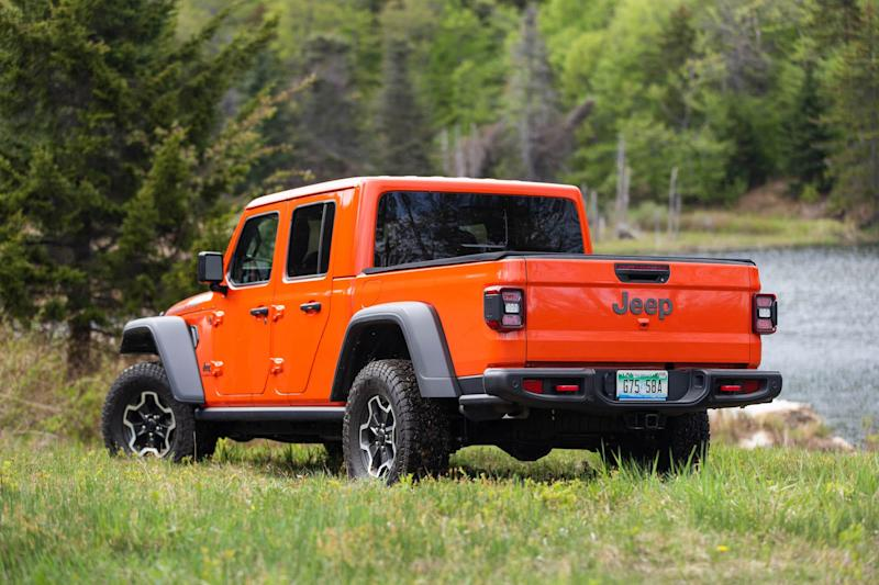 2020 Jeep Gladiator Rubicon99