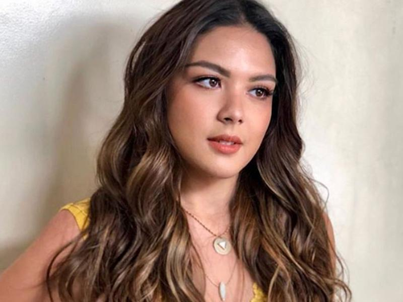 Ria Atayde keeps mum about brother's love life