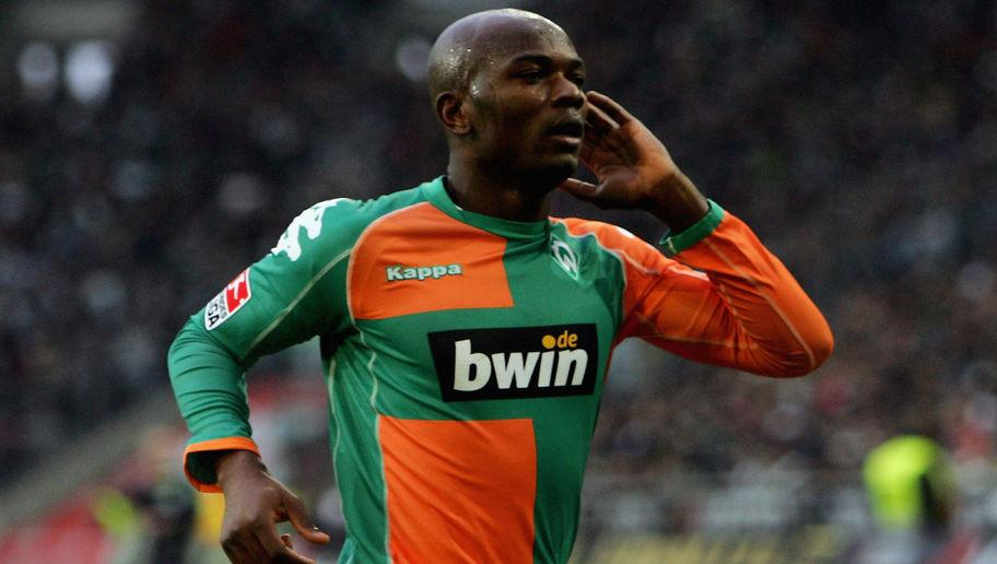<p>Scored for: <strong>Fulham </strong>(Premier League), <strong>Espanyol </strong>(La Liga), <strong>Werder Bremen </strong>(Bundesliga), and <strong>Bologna </strong>and <strong>Brescia</strong> (Serie A)</p> <br /><p>The legendary Cameroon international regularly swapped teams during his 16 year career in Europe. He started in Italy, first scoring in the Serie A with Bologna, after drawing a blank with Roma, before moving on to Espanyol where he bagged a single La Liga goal.</p> <br /><p>A goal for Fulham in a 3-0 win over West Brom represented his only Premier League strike during his solitary season with the Cottagers and, after returning to Italy with Brrescia and Inter Milan, he completed the trick by netting for new club Werder Bremen in 2006.</p>