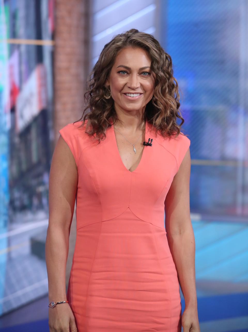 GOOD MORNING AMERICA - 9/7/21 - Good Morning America airs Monday - Friday 7-9am, ET on ABC.   (Photo by Lou Rocco/ABC via Getty Images)  GINGER ZEE