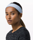 """<p><strong>Lululemon</strong></p><p>lululemon.com</p><p><strong>$12.00</strong></p><p><a href=""""https://go.redirectingat.com?id=74968X1596630&url=https%3A%2F%2Fshop.lululemon.com%2Fp%2Fwomen%2FFly-Away-Tamer-Headband-II-Lux%2F_%2Fprod8601718&sref=https%3A%2F%2Fwww.cosmopolitan.com%2Fstyle-beauty%2Ffashion%2Fg37024274%2Fworkout-headbands%2F"""" rel=""""nofollow noopener"""" target=""""_blank"""" data-ylk=""""slk:Shop Now"""" class=""""link rapid-noclick-resp"""">Shop Now</a></p><p>What's so special about this headband made with Luxtreme fabric (aka Lululemon's super stretchy and sweat-wicking material) is the velvet material inside, which helps the band stay in place without painfully pulling at your hair. And it comes in nine other shades! </p>"""