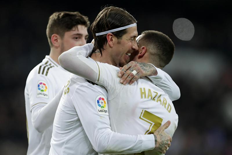 Real looking to maintain their slender advantage over Barcelona: AP