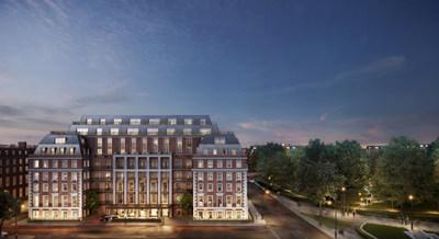 Unveiling Twenty Grosvenor Square: The World's First Standalone Four Seasons Private Residences.