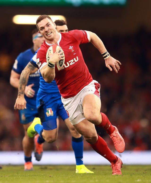 George North was superb at outside centre during last year's Six Nations
