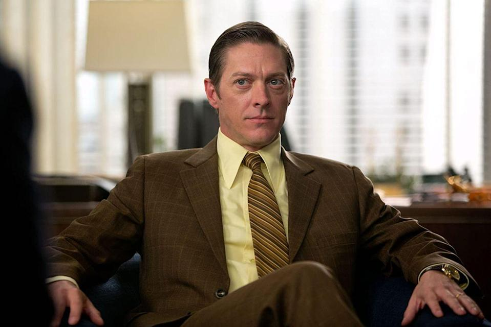 <p>Before joining the AMC series Ted Chaough, a rival for Don and a love interest for Peggy, Rahm had been a regular face on shows like <em>Judging Amy </em>and <em>Desperate Housewives</em>. </p>