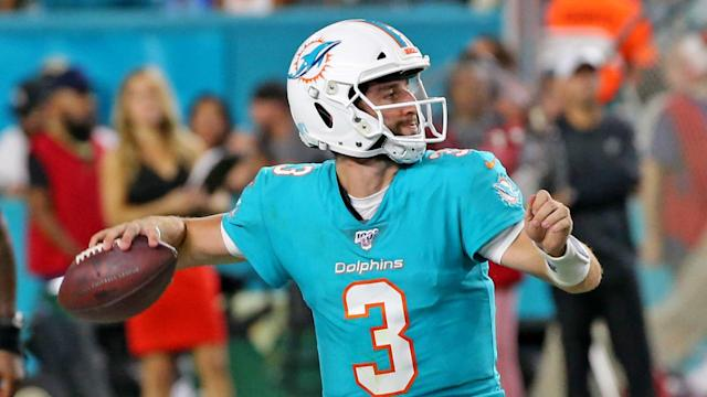 How new Dolphins starter Josh Rosen plans to not just 'spark' offense, but lead it