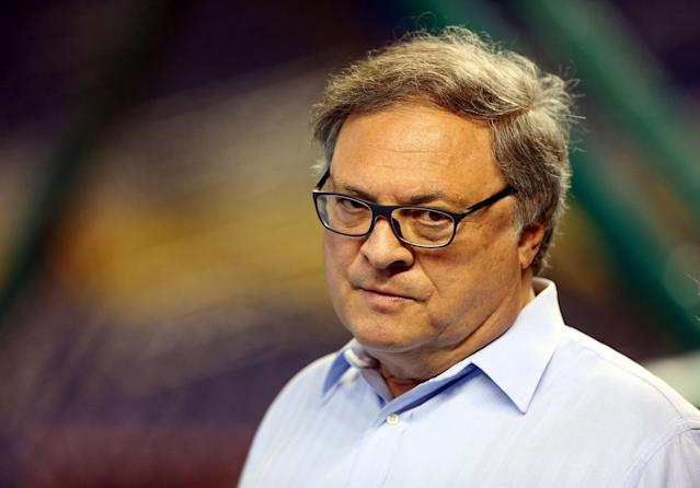 Marlins owner Jeffrey Loria won't be missed in the city of Miami. (Getty Images)