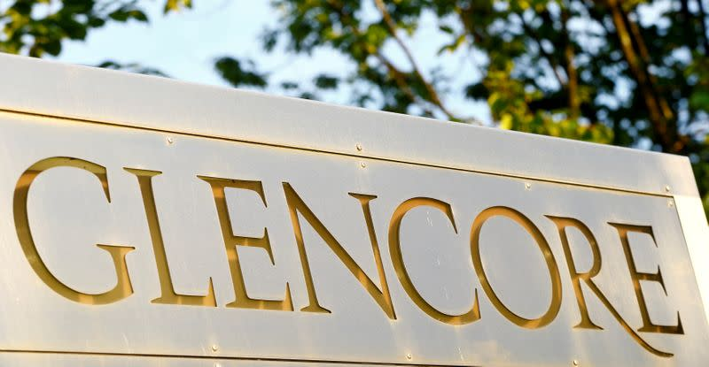 Glencore plans leadership shakeup this year, says CEO