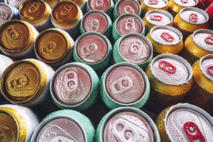 Cans.