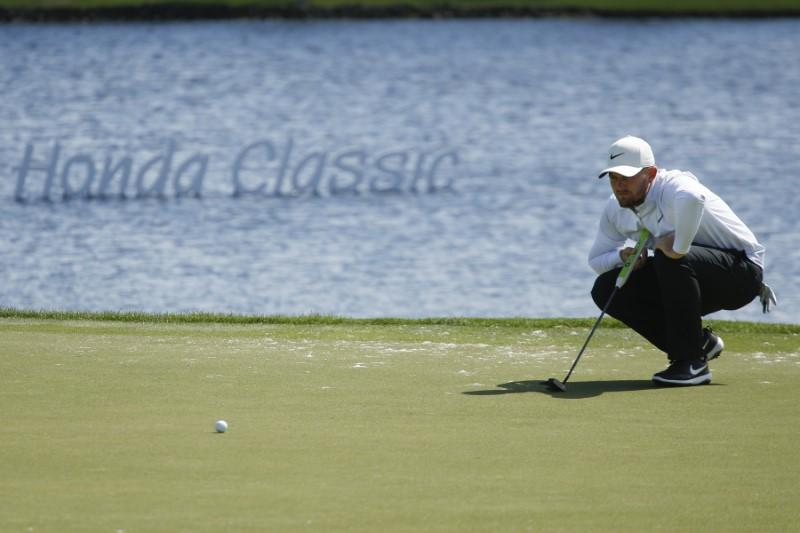Englishman Lewis and American English lead Honda Classic