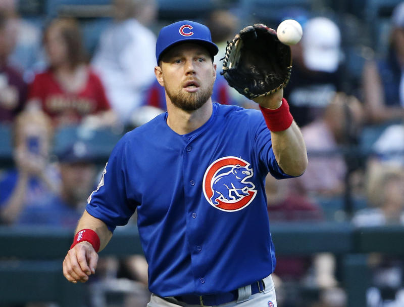 Ben Zobrist is expected to return to the Chicago Cubs after being away for nearly three months due to personal reasons. (AP Photo/Ralph Freso)