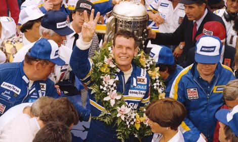 Controversy isn't just for horses, as 1981 Indy 500 proves
