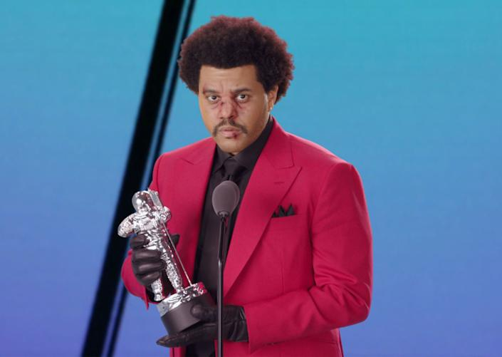 The Weeknd To Headline Super Bowl LV
