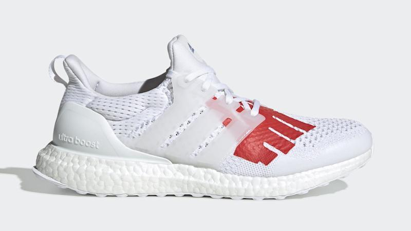A Patriotic Undefeated x Adidas Ultra Boost May be Releasing