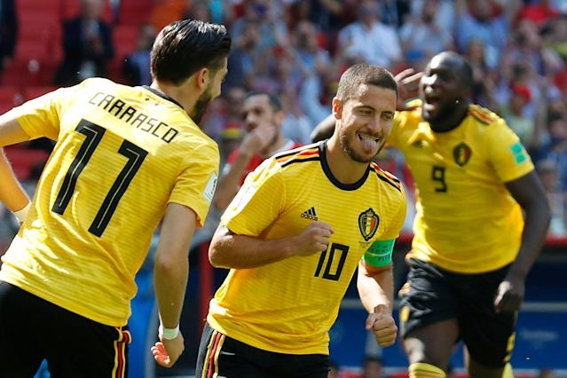 Belgium 4-1 Tunisia LIVE, World Cup 2018: Latest score, goal updates, TV, watch online, highlights, line-ups - Eden Hazard and Romelu Lukaku both score twice