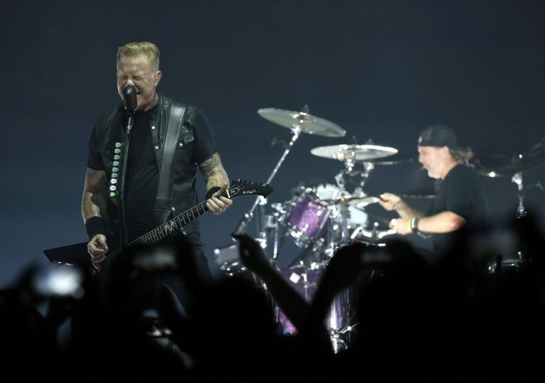 Metallica is one of the most influential bands in heavy metal, helping bring the angry and aggressive music to the mainstream