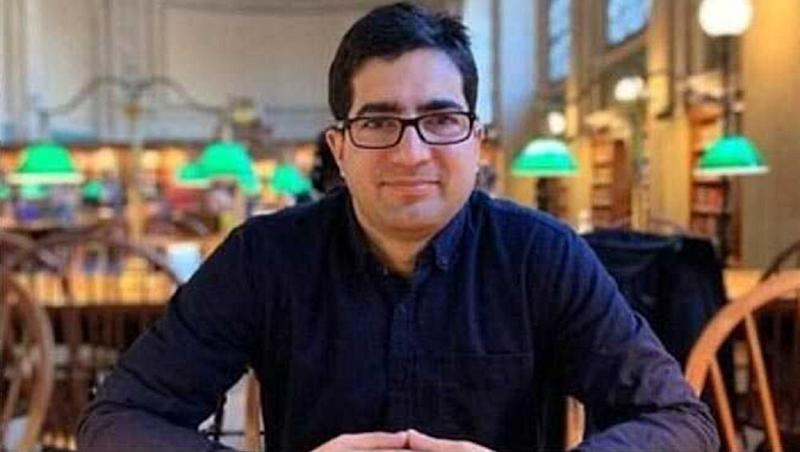 Shah Faesal Moves Delhi High Court Challenging His Detention Following Abrogation of Article 370