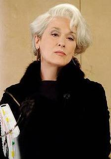 Meryl played the infamous Anna Wintour-inspired female boss Miranda Priestly in The Devil Wears Prada. Source: 20th Century Fox