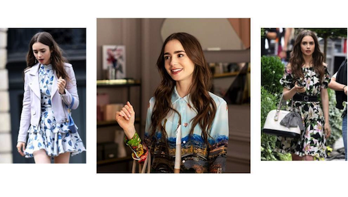 Where to Buy the Fashionable Parisian Outfits from Netflix Series Emily in Paris