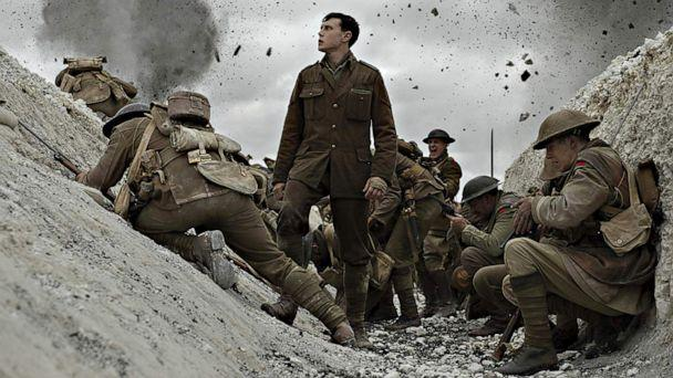 PHOTO: Still image from the set of '1917.' (Universal Pictures)
