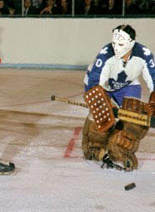 Bernie Parent Solves Mystery Of Leafs Mask 41 Years After Rangers Captain Stole It