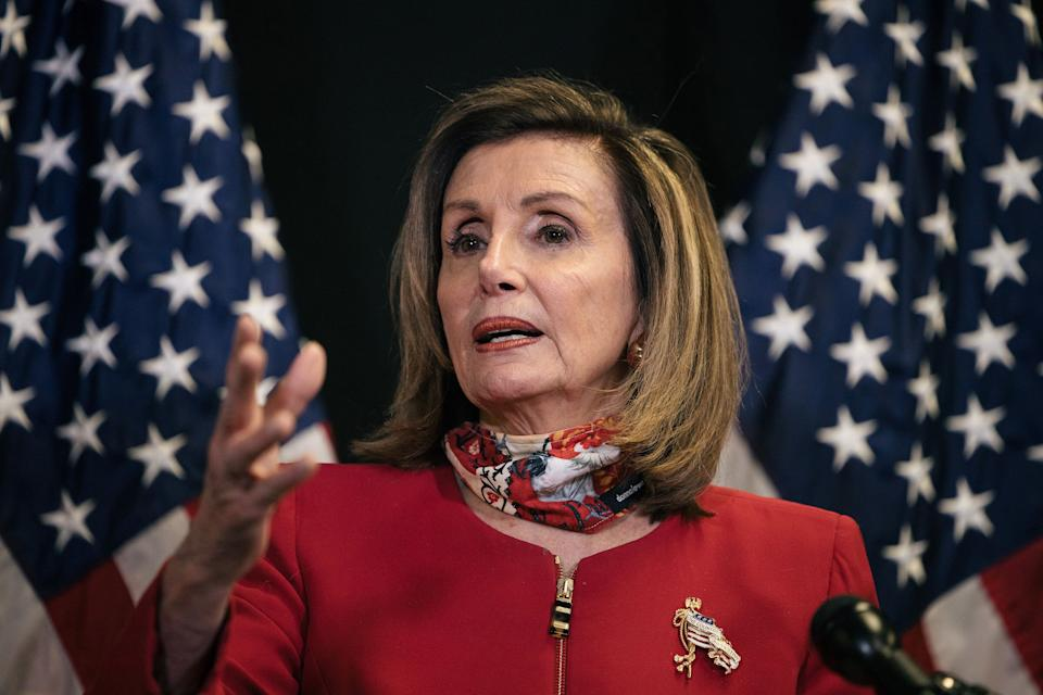 House Speaker Nancy Pelosi (D-Calif.) faces a reduced Democratic presence in the chamber. (Photo: ALYSSA SCHUKAR via Getty Images)