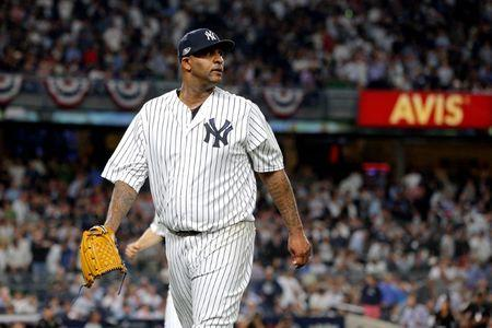 FILE PHOTO: MLB: ALDS-Boston Red Sox at New York Yankees