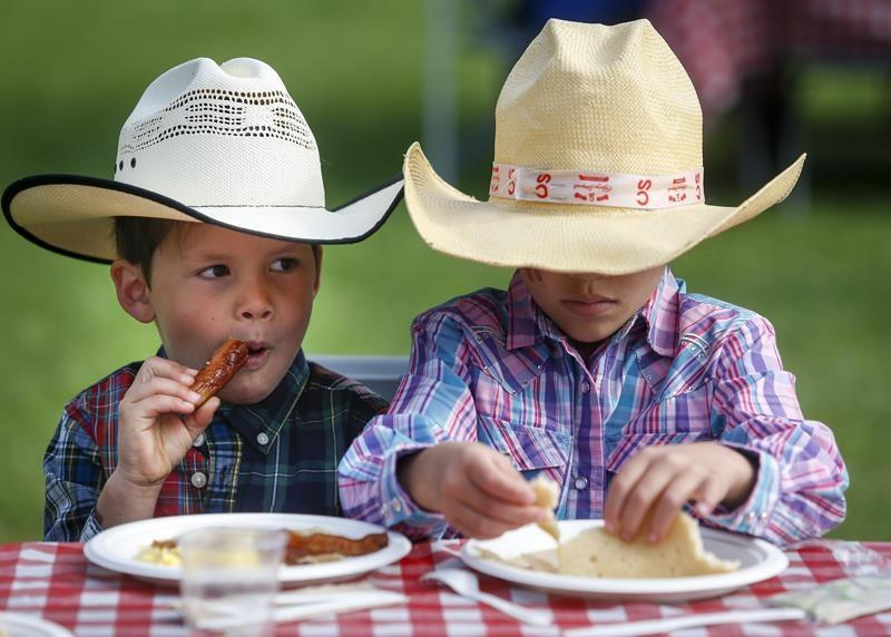 Wrangling waste: Calgary Stampede trying to reduce waste going to landfill
