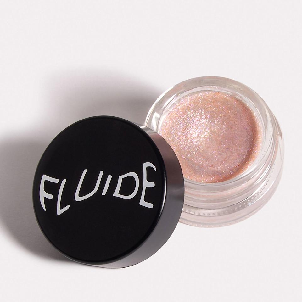 "<p>""The second I opened the package, I immediately fell in love. This multipurpose gloss is absolutely gorgeous and can be used on eyelids, lips, or cheeks for a dewy, iridescent finish. It's creamy, swipes on easily, and is also vegan and <a href=""https://www.allure.com/gallery/best-cruelty-free-brands?mbid=synd_yahoo_rss"" rel=""nofollow noopener"" target=""_blank"" data-ylk=""slk:cruelty-free"" class=""link rapid-noclick-resp"">cruelty-free</a>, so you can glow without a care in the world."" <em>— Rosemary Donahue, digital wellness editor</em></p> <p><strong>$15</strong> (<a href=""https://www.fluide.us/products/universal-gloss-in-roxy"" rel=""nofollow noopener"" target=""_blank"" data-ylk=""slk:Shop Now"" class=""link rapid-noclick-resp"">Shop Now</a>)</p>"