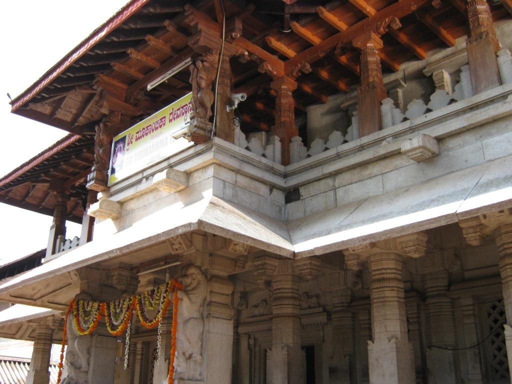 <p>About 200 km north of Bekal is Kollur, a temple town and home to the Mookambika temple. But if the temples don't draw you in, Kollur also boasts of a wildlife sanctuary, a waterfall and stunning caves. </p>