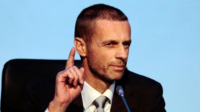 The head of football on the continent has said that they governing body will not be held to ransom by top clubs