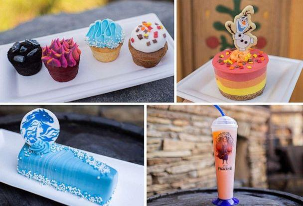 PHOTO: Frozen 2 Offerings from Epcot. (Disney Parks )