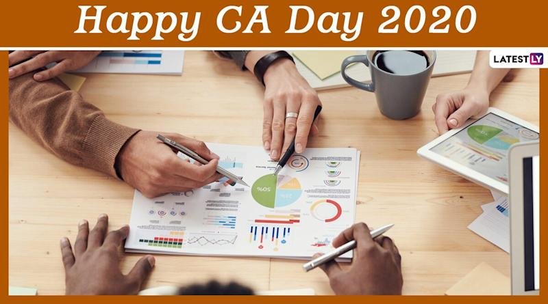 Happy National CA Day 2020 Greetings & HD Images Take Over Twitter: Netizens Share Chartered Accountants' Day Wishes, GIFs and Messages to Celebrate ICAI Formation Day