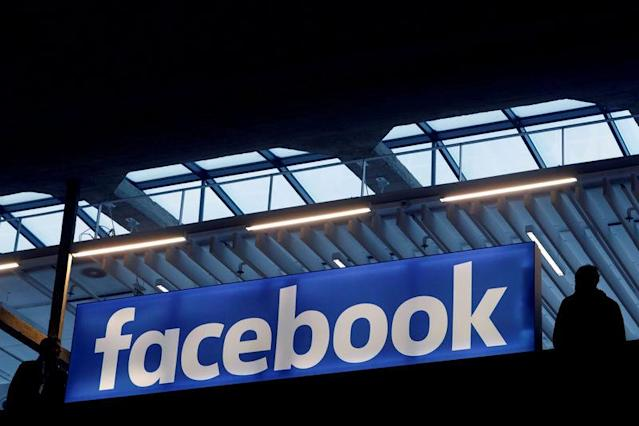Facebook is set to report second-quarter earnings on Source: REUTERS/Philippe Wojazer/File Photo