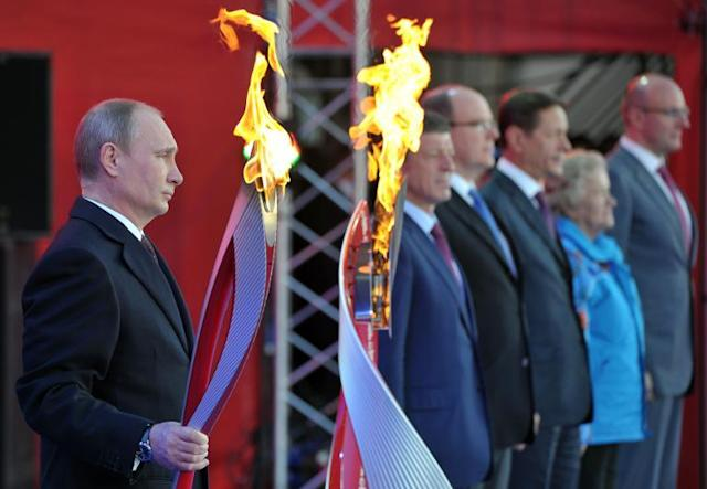 Russia set to reward athletes for winning Olympic gold