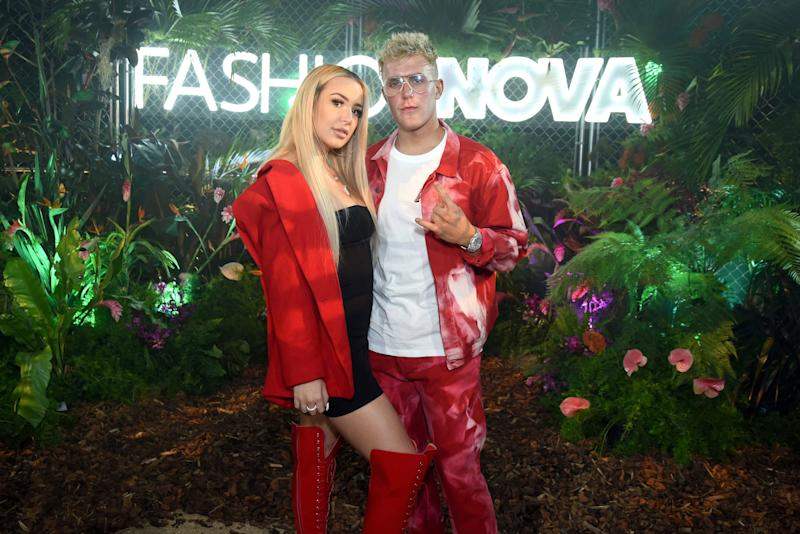 Tana Mongeau Showed Off Her Engagement Ring in New Photos With Jake Paul
