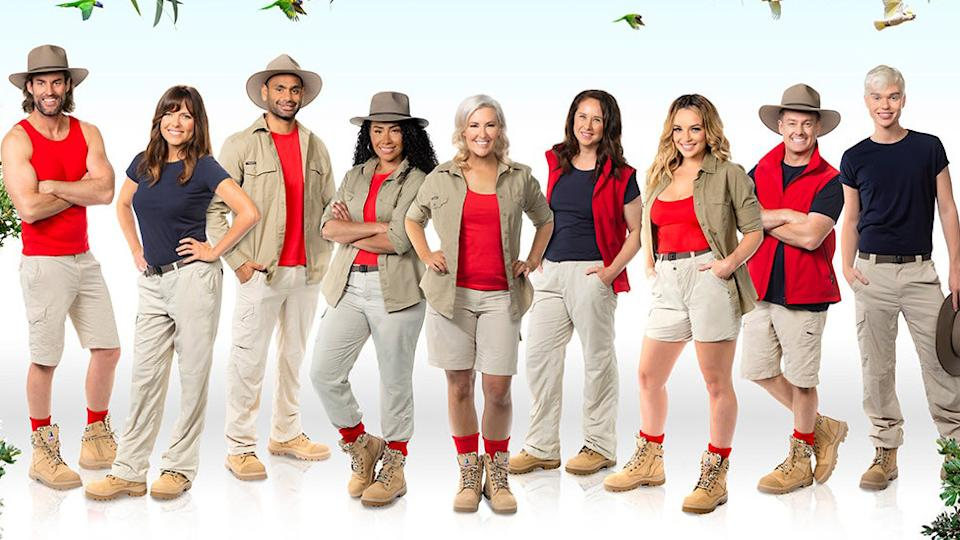 The final five contestants on I'm A Celebrity... Get Me Out Of Here! have been spoiled. Photo: Ten