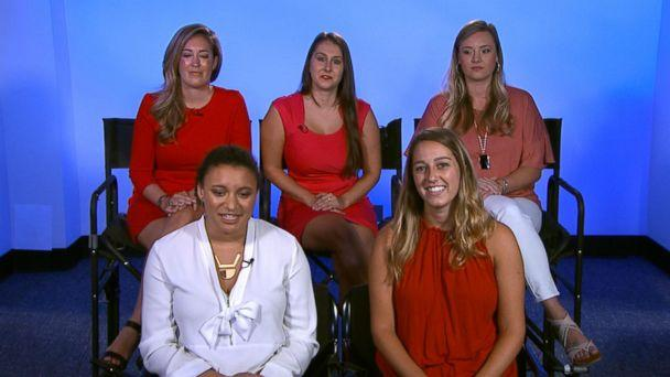 VIDEO: Ladies get the last laugh after a man books 6 dates in 1 night (ABCNews.com)