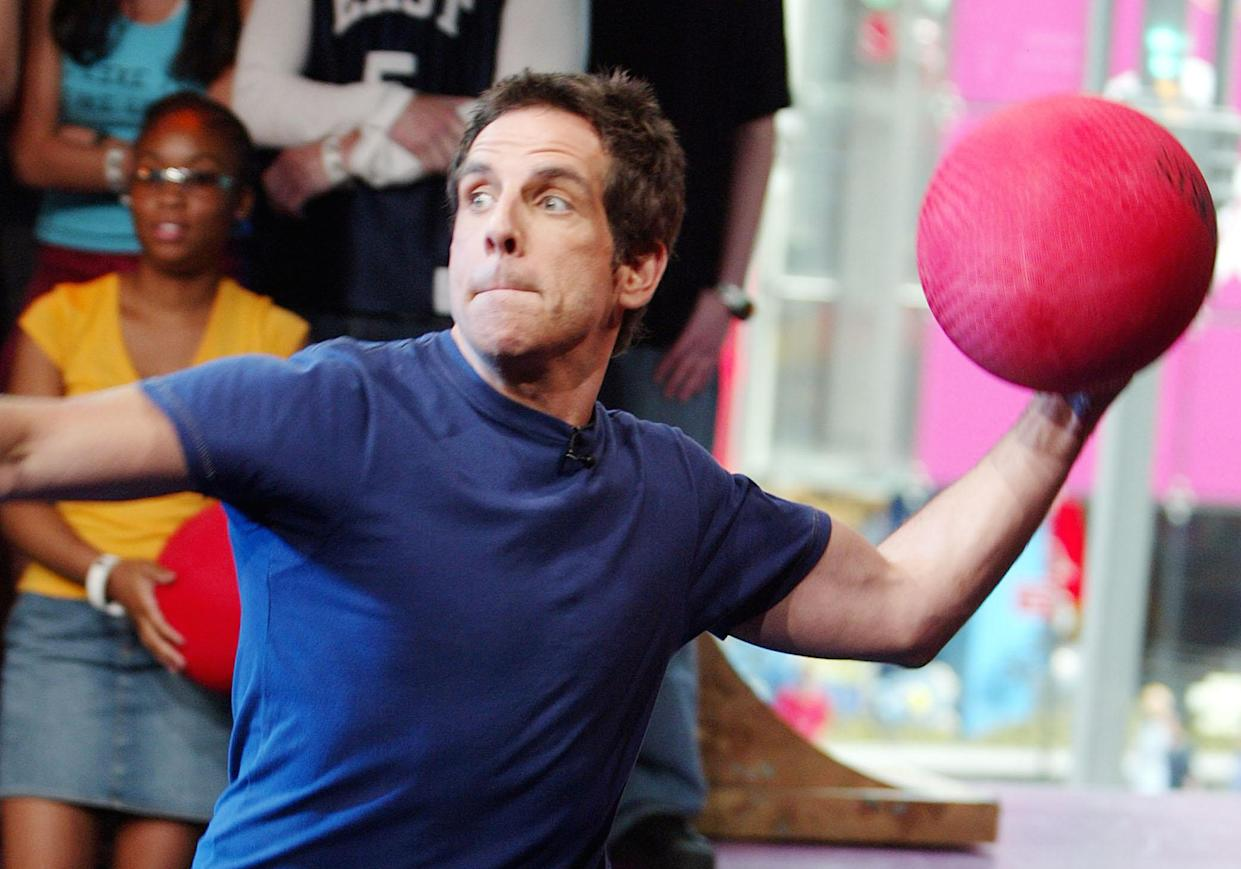 pro bowl  feature dodgeball event  possibly   wrong