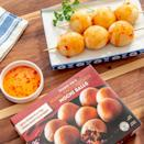 """<p>Leave it to Trader Joe's to make sure you never have to stress over making dinner or a party appetizer. The <a href=""""https://www.traderjoes.com/digin/post/kung-pao-chicken-mochi-balls"""" rel=""""nofollow noopener"""" target=""""_blank"""" data-ylk=""""slk:Kung Pao Chicken Mochi Balls"""" class=""""link rapid-noclick-resp"""">Kung Pao Chicken Mochi Balls</a> are about the size of a golf ball. The chewy mochi rice wrapper on the outside becomes crisp and brown when it's baked. The inside is filled with chicken in a sweet and spicy Kung Pao sauce. The 9-ounce boxes are in the freezer aisle for $3.99.</p>"""