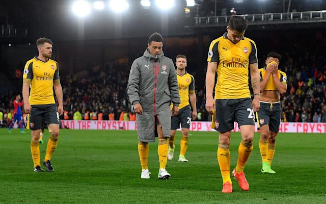 The current culture at Arsenal is unacceptable - where are the leaders? - Getty Images Europe