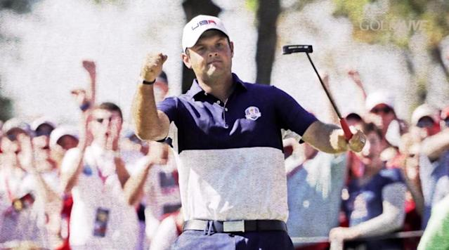 Patrick Reed: Why I love the Ryder Cup
