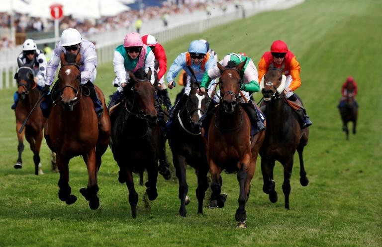 English racing's resumption after being suspended for over two months due to the coronavirus pandemic was like the first day at a new school Mark Spincer Managing Director of the company that operates Newcastle racecourse told AFP