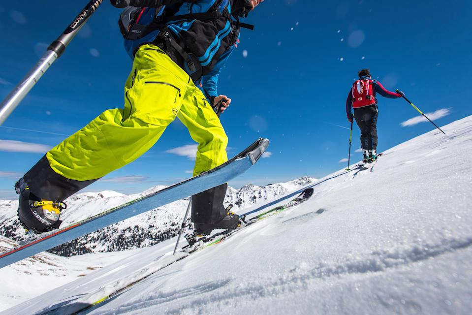 Ski touring is a completely green way to indulge your snowsports habitFranz Gerdl