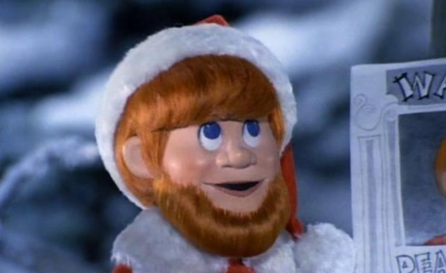 "This is *not* Archie Bradley, this is actually Kris Kringle from ""Santa Claus is Coming to Town."""