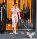 """<p>The actress adores her dog, Diana who also boasts her own Instagram account <a href=""""https://www.instagram.com/diariesofdiana/"""" rel=""""nofollow noopener"""" target=""""_blank"""" data-ylk=""""slk:@diariesofdiana"""" class=""""link rapid-noclick-resp"""">@diariesofdiana</a> with more than 130,000 followers.</p>"""