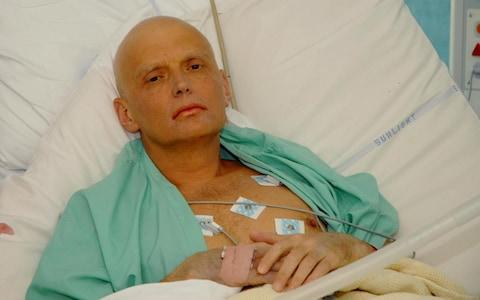 Alexander Litvinenko was poisoned by a radioactive isotope - Credit: PA