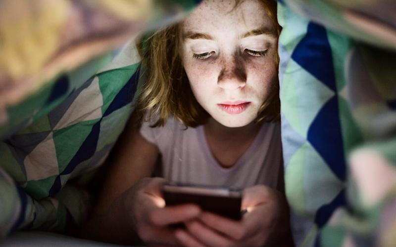 The modern world has added new stresses to people's lives, such as the fear of losing a smartphone - This content is subject to copyright.